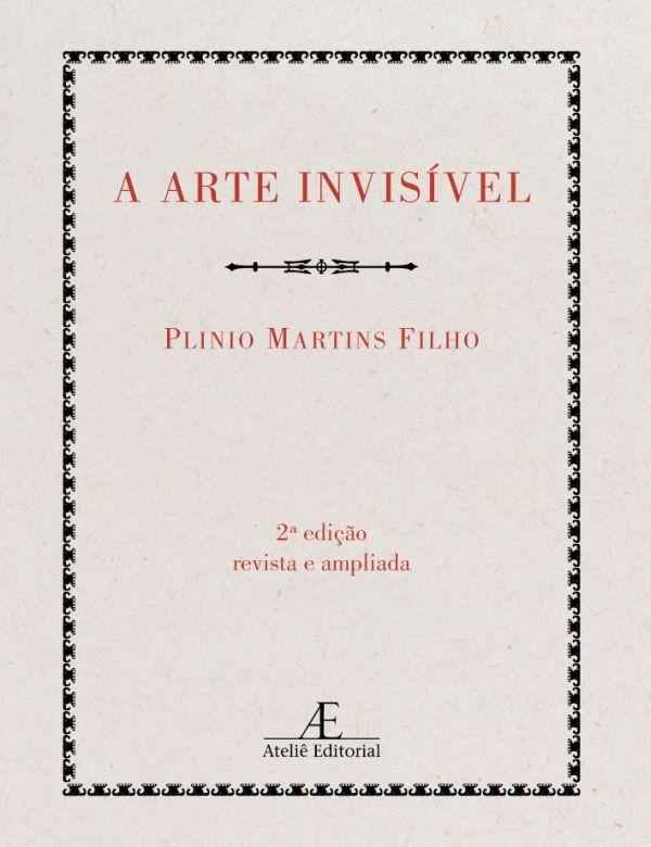 A Arte Invisível ou a Arte do Livro