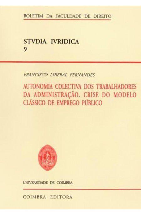 Autonomia Colectiva dos Trabalhadores da Administracao