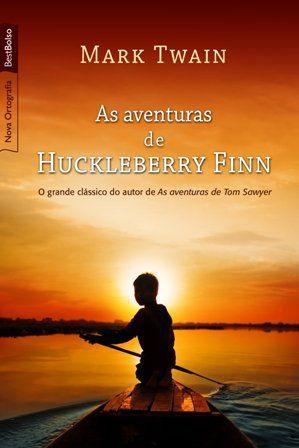 As aventuras de Huckleberry Finn (edição de bolso)