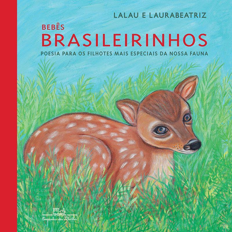 Bebês brasileirinhos (capa dura)