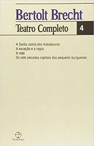 Bertolt Brecht - Teatro completo - Vol. 04