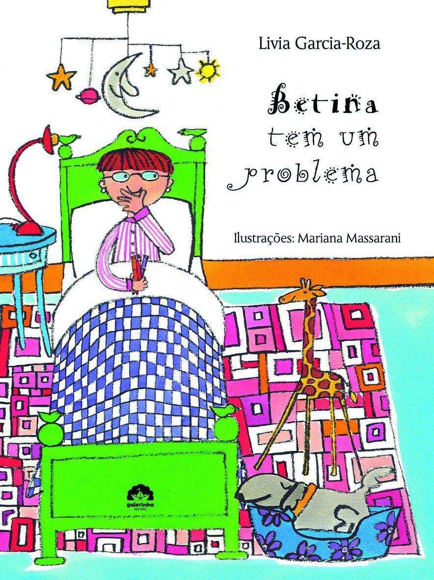Betina tem um problema