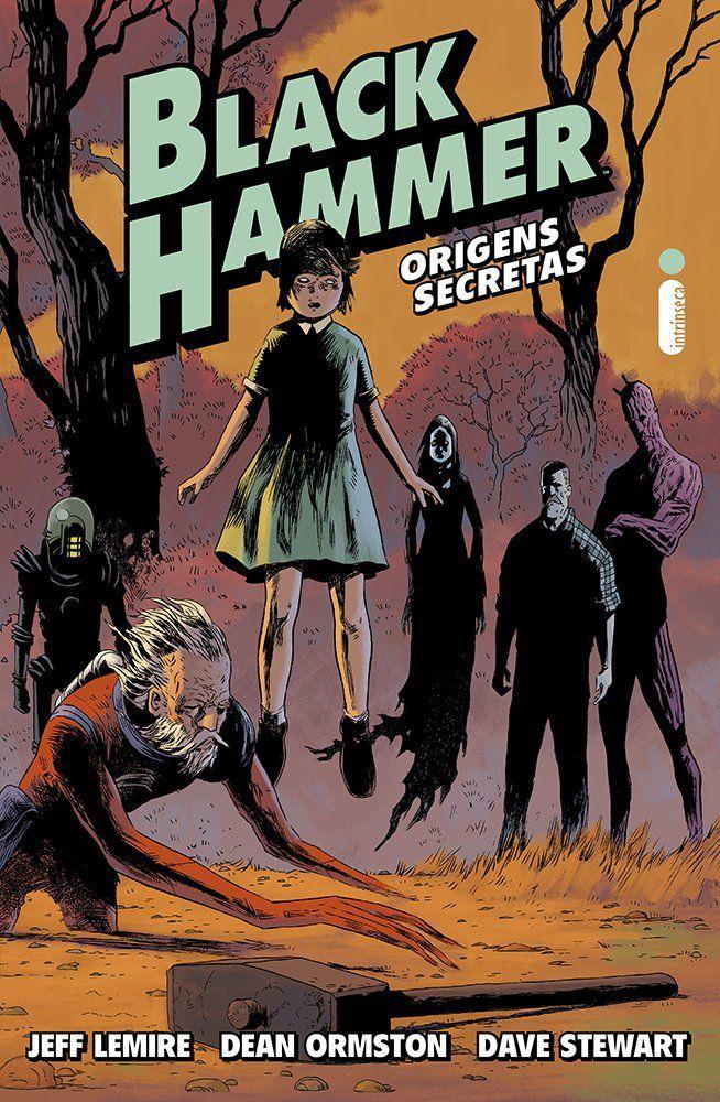 Black Hammer - volume 1