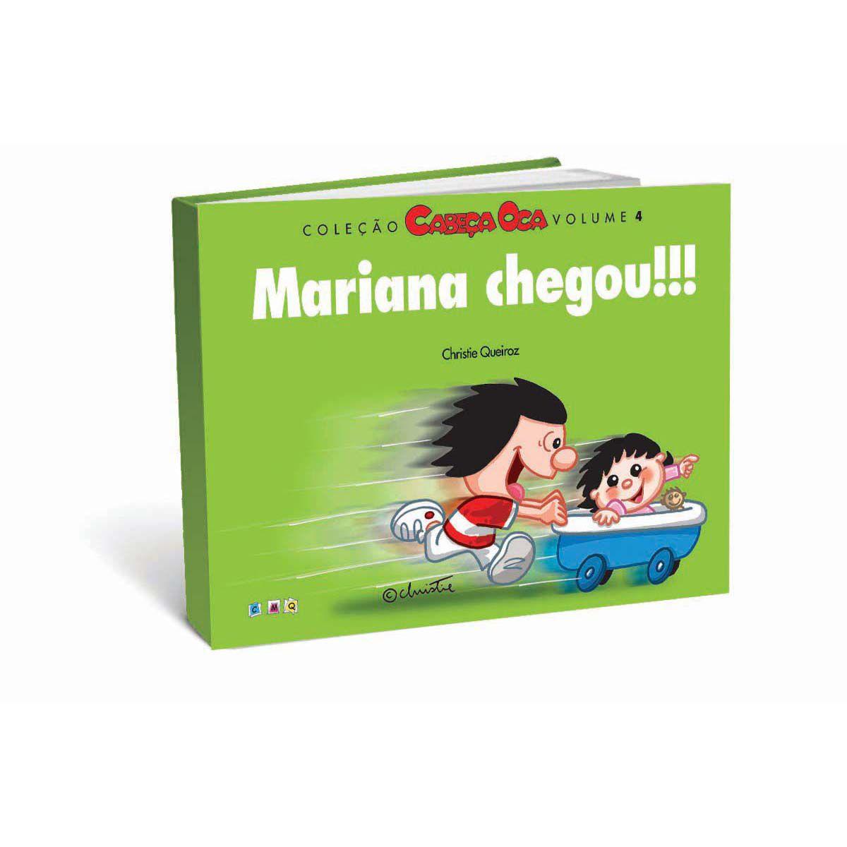 CABEÇA OCA VOLUME 4