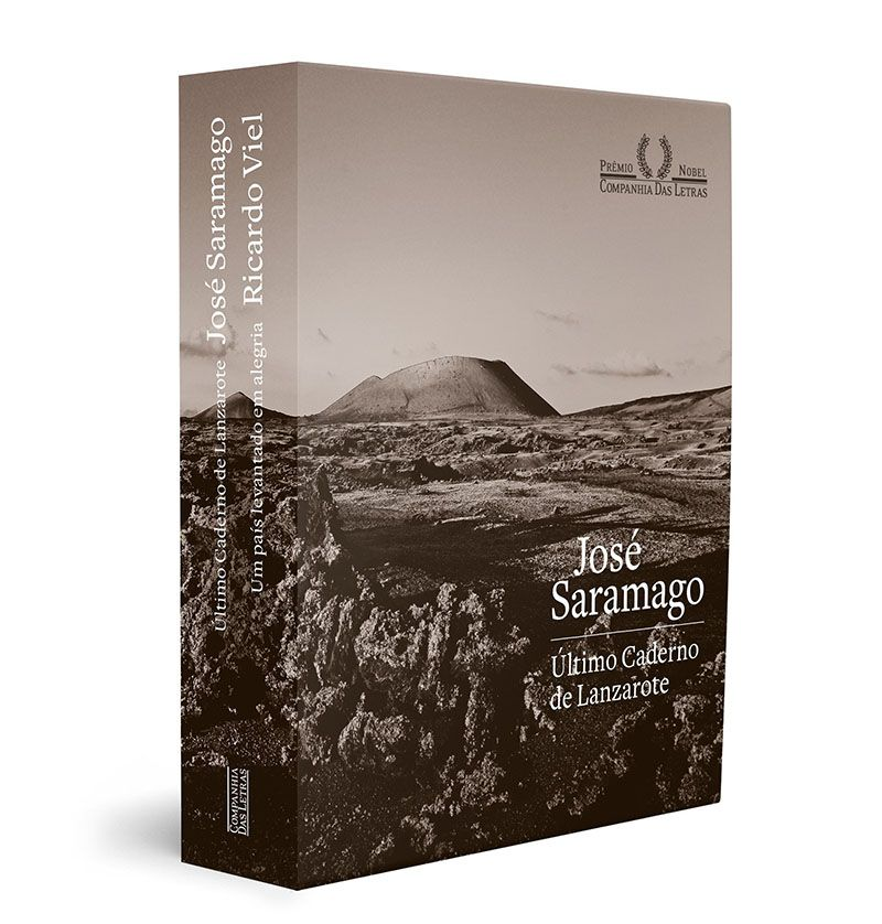 Caixa comemorativa - Vinte anos do Nobel de José Saramago