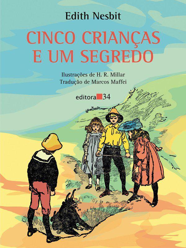 Cinco crianças e um segredo