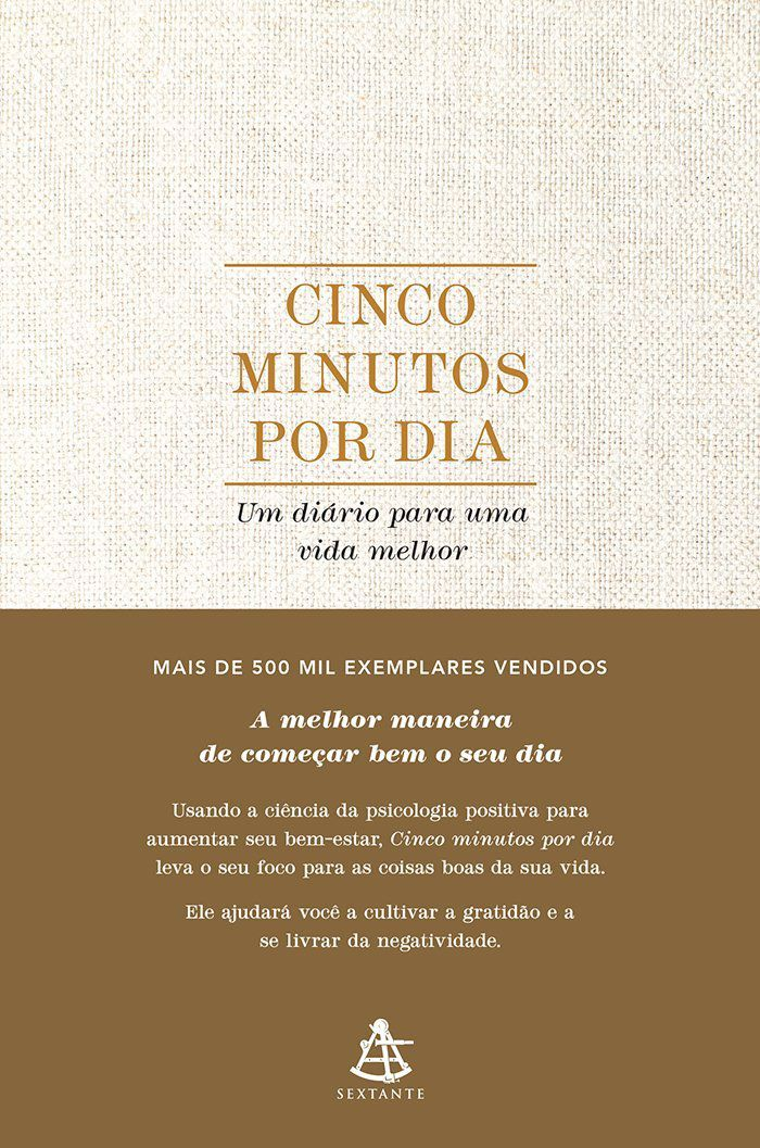 Cinco minutos por dia