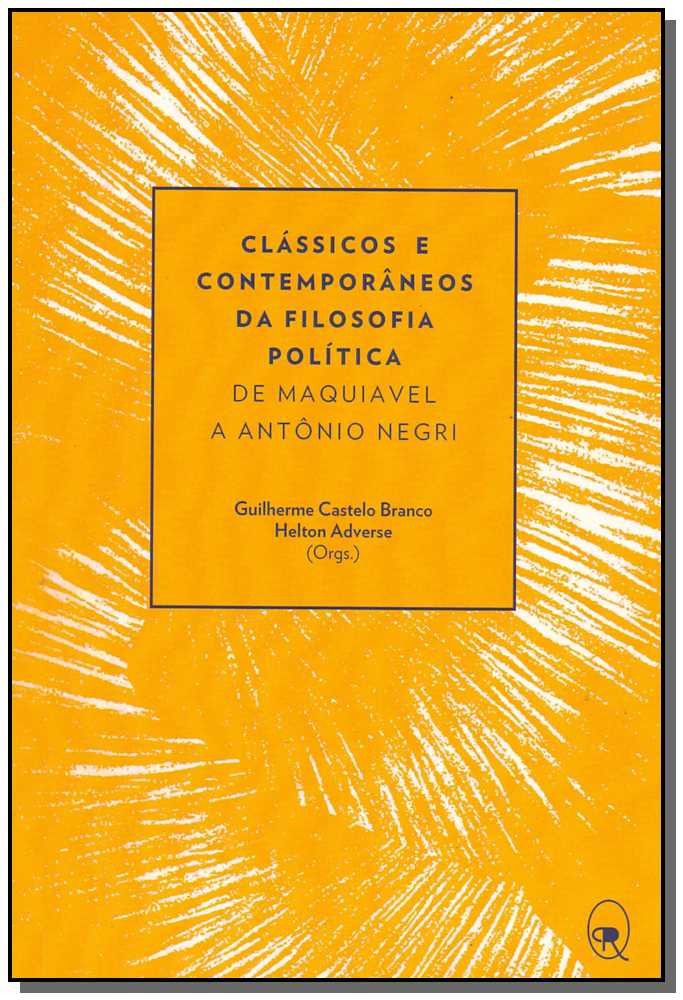 CLASSICOS E CONTEMPORANEOS DA FILOSOFIA POLITICA