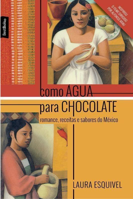 Como água para chocolate (edição de bolso)