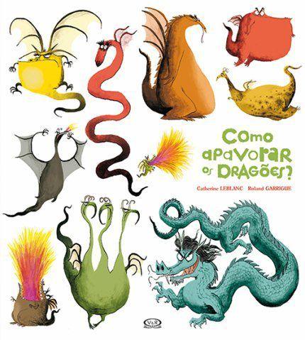 Como apavorar os dragões?