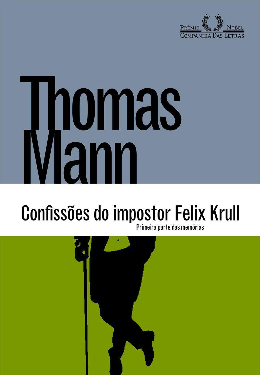 Confissões do impostor Felix Krull