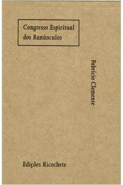 CONGRESSO ESPIRITUAL DOS RANÚNCULOS