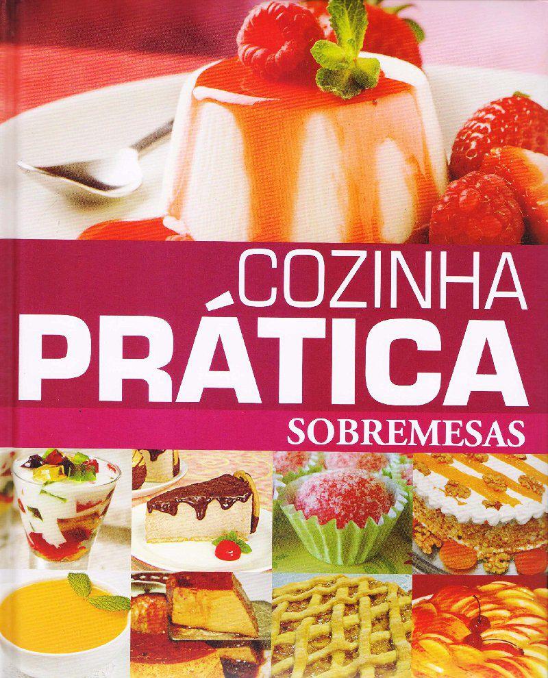 COZINHA PRATICA - SOBREMESAS
