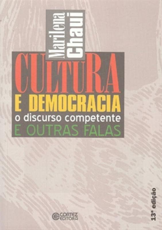 Cultura e democracia