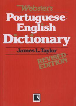 DIC.WEBSTER PORTUGUES-INGLES