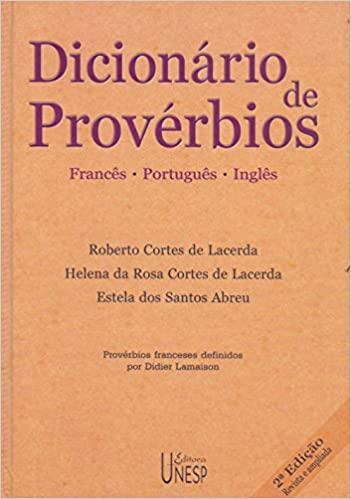 Dicionário de provérbios