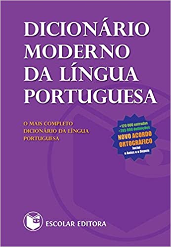 Dicionario Moderno da Lingua Portuguesa