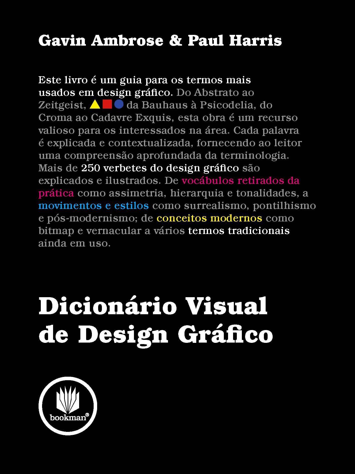 Dicionário Visual de Design Gráfico