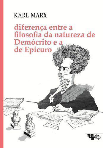 Diferença entre a filosofia da natureza de Demócrito e a de Epicuro
