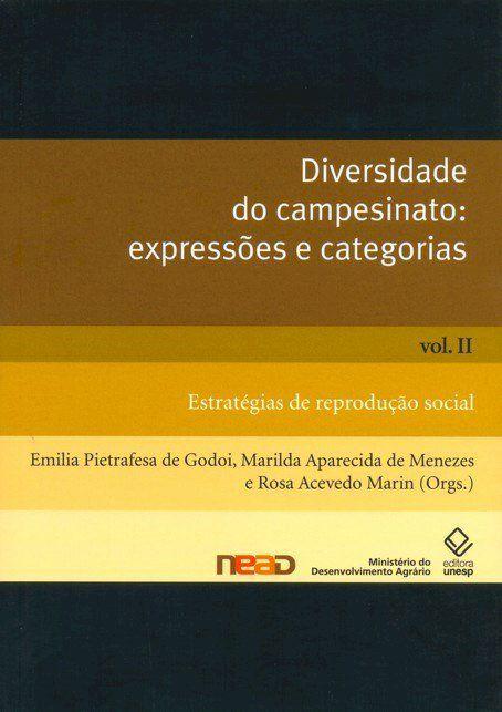 Diversidade do campesinato: expressões e categorias - Volume 2