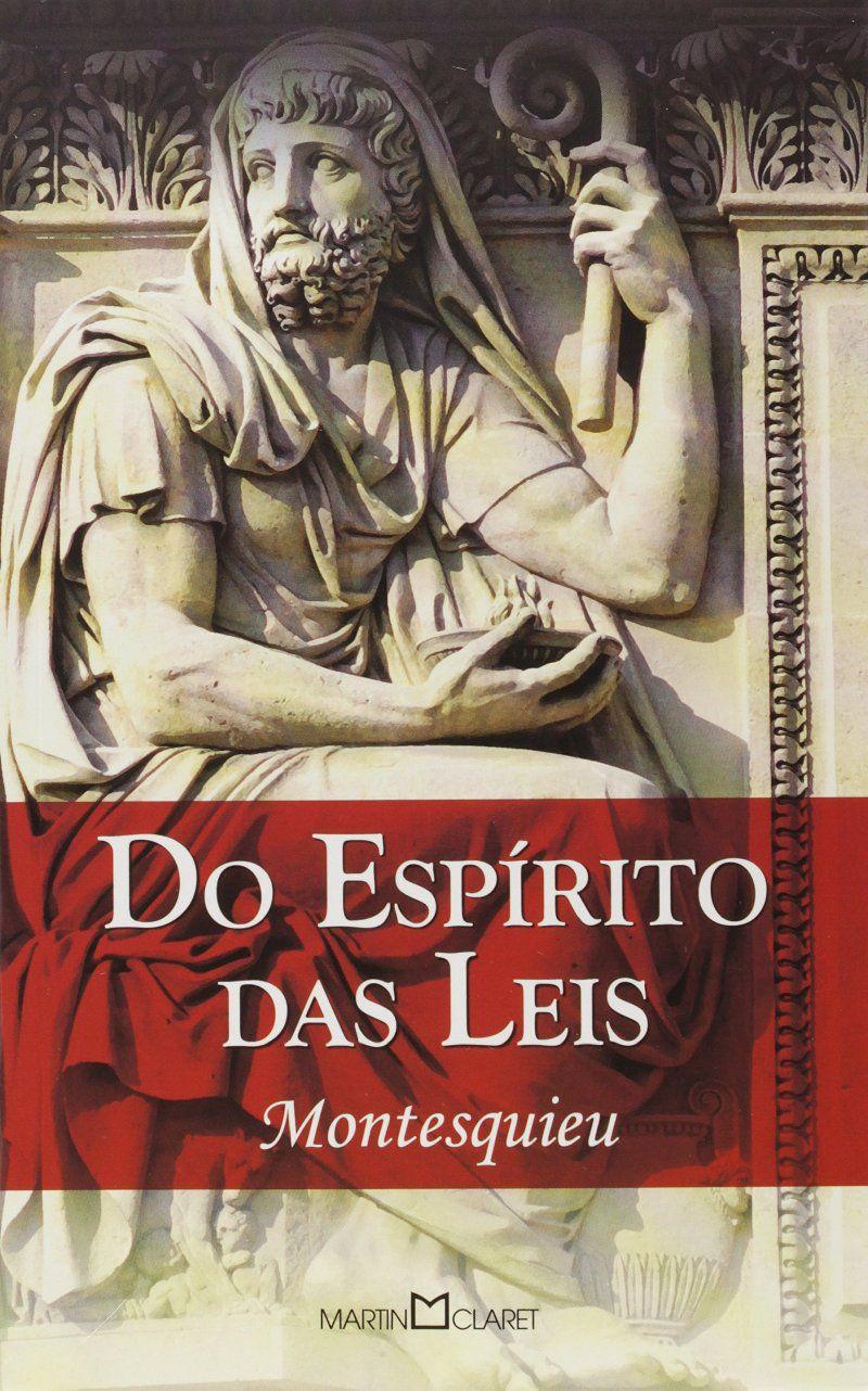 DO ESPIRITO DAS LEIS-Serie Ouro 09 - MARTIN CLARET