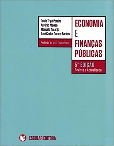 Economia e Financas Publicas
