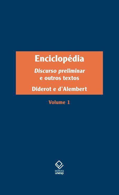 Enciclopédia, ou Dicionário razoado das ciências, das artes e dos ofícios - Volume 1