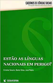 Estao as Linguas Nacionais em Perigo?