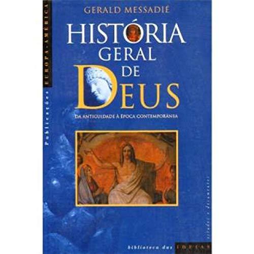 Historia Geral de Deus