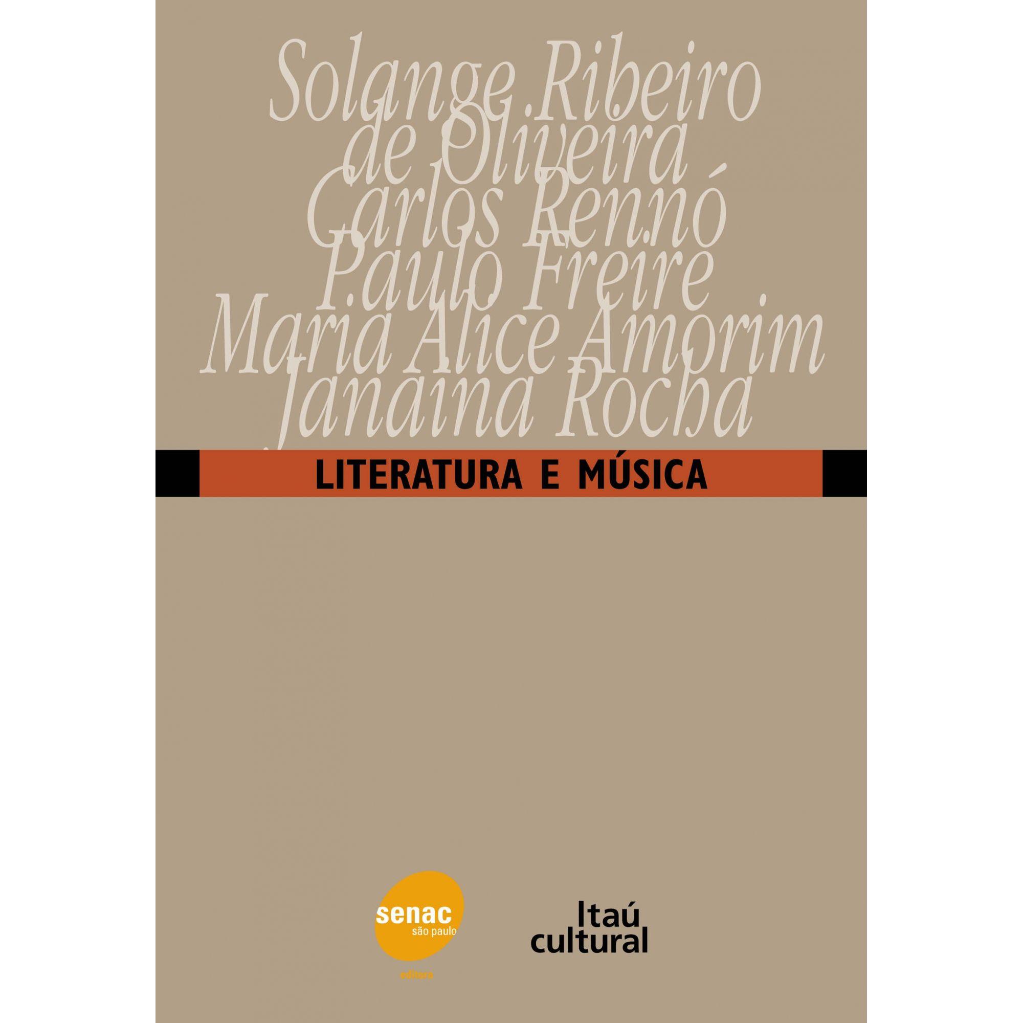 Literatura e música