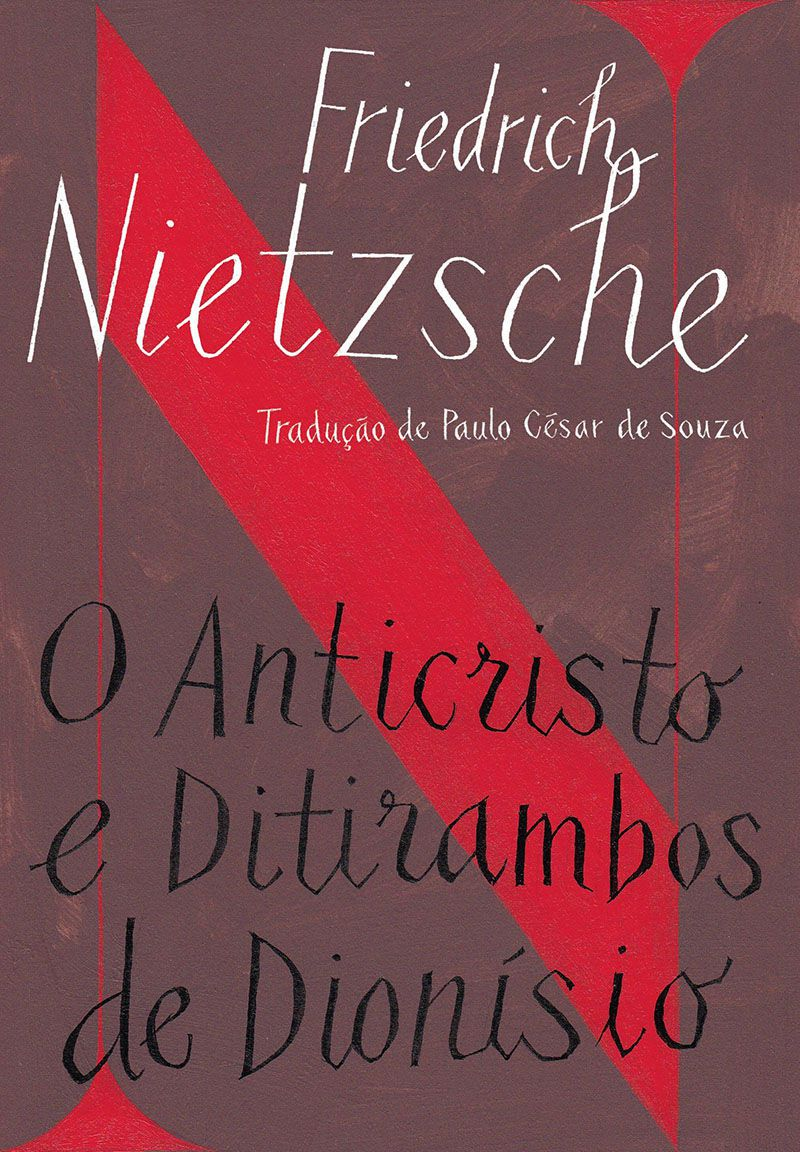 O anticristo / ditirambos de Dionísio