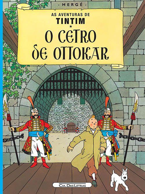 O cetro de Ottokar