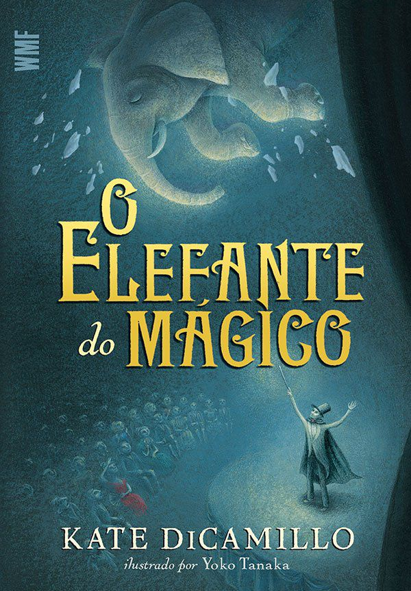O elefante do mágico