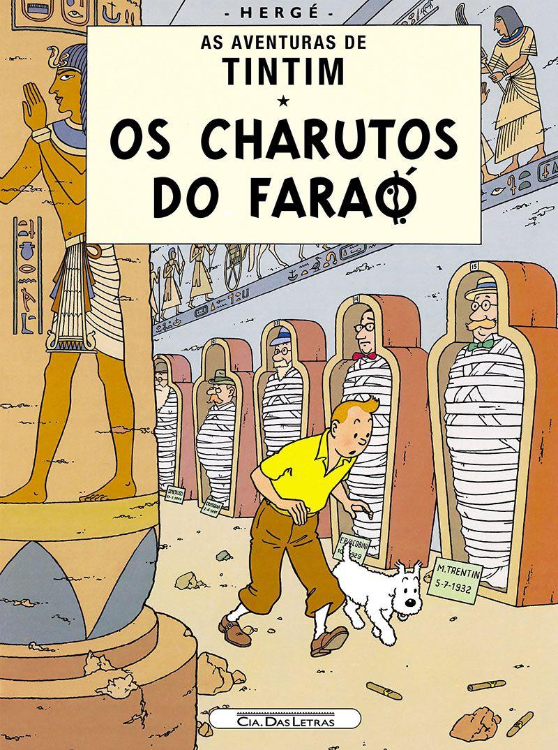 Os charutos do Faraó