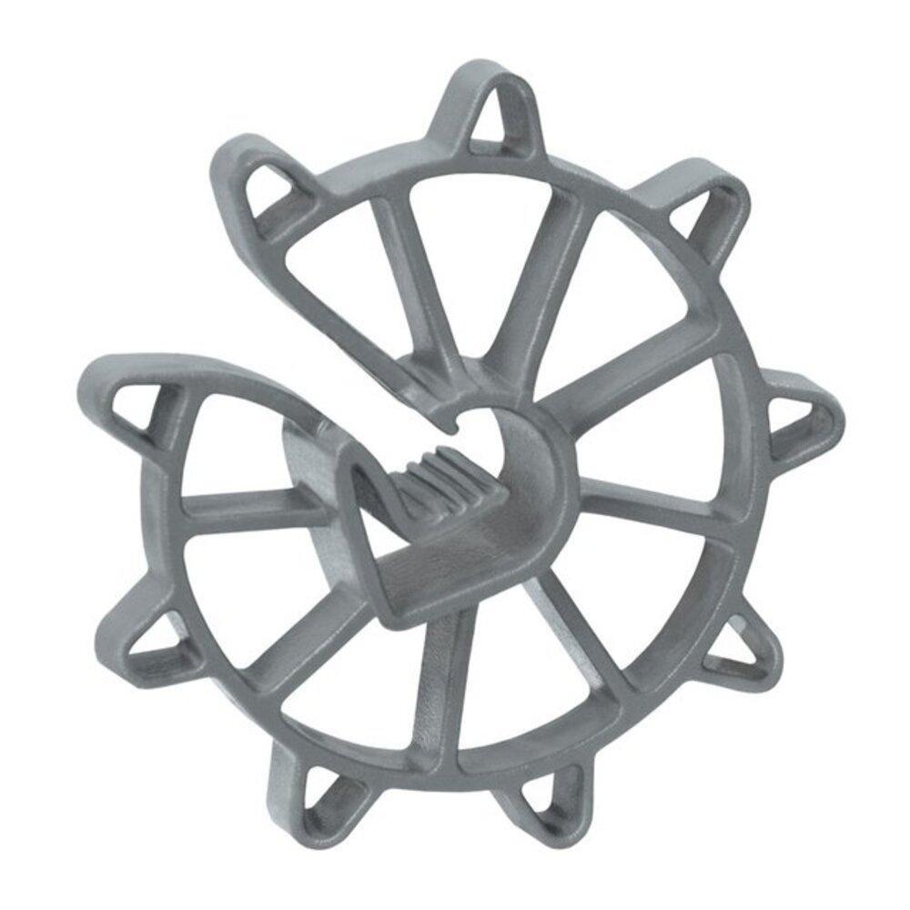 Espacador Circular 25mm P/Ferro Sandalo
