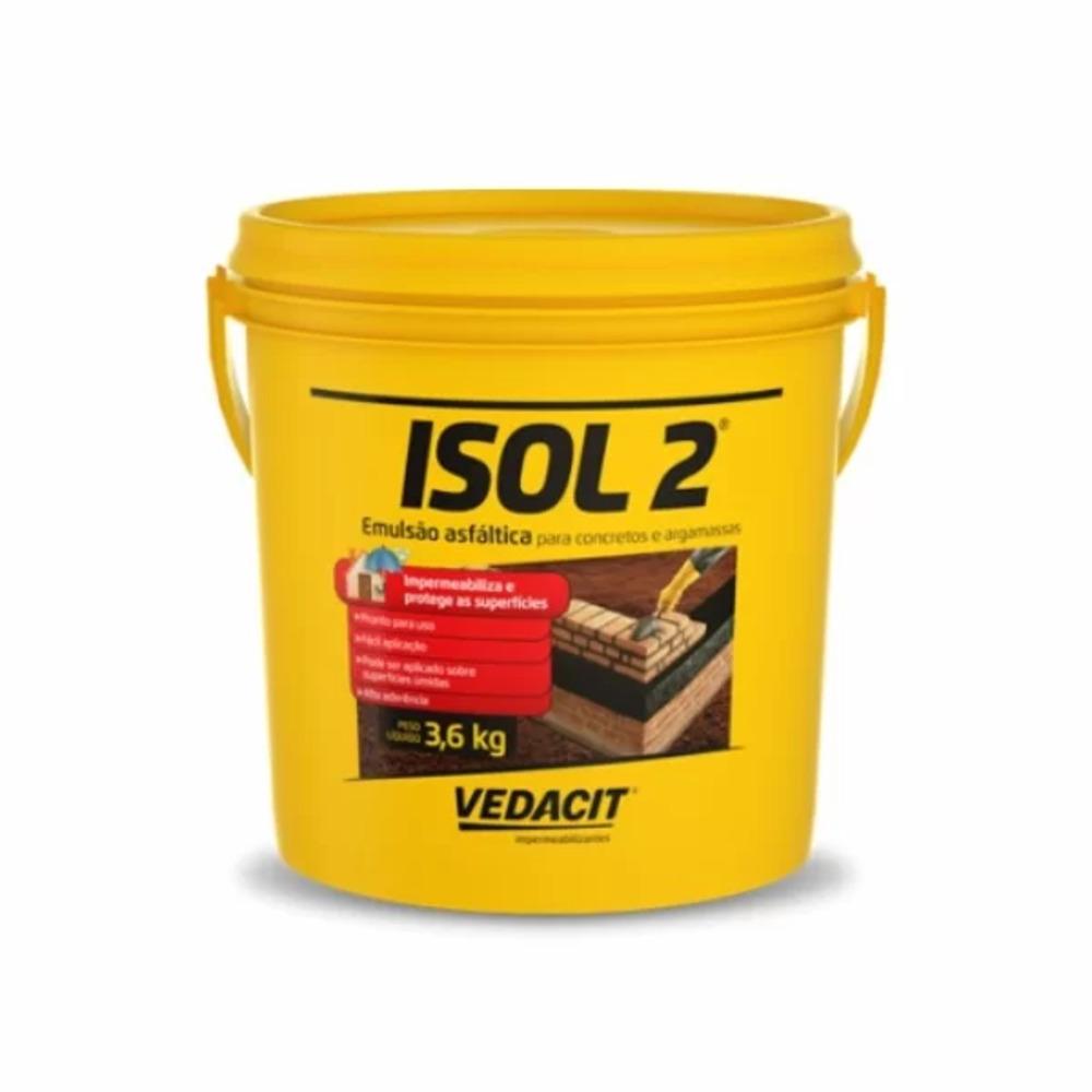 ISOL 2 / NEUTROL BASE AGUA  3.6L