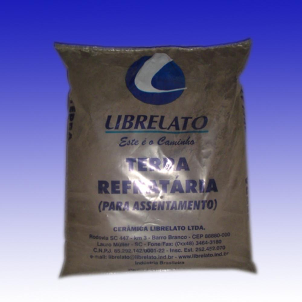 TERRA REFRATARIA 10KG