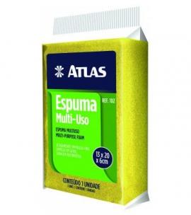 BLOCO ATLAS ESPUMA MULTIUSO 102