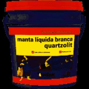 MANTA LIQUIDA QUARTZ LT BRANCA