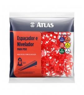 NIVELADOR ATLAS CERAMICA PLAST 1.5MM AT50/15