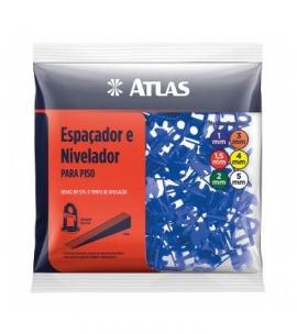 NIVELADOR ATLAS CERAMICA PLAST 1MM AT50/1