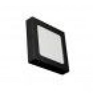 PAINEL LED ECOFORCE 2EM1 QD 24W 6500K ABS PRETO