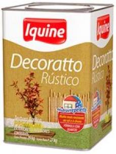 TEXTURA IQUINE DECORATTO RUSTICO BR 29KG