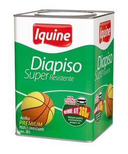 TINTA IQUINE DIAPISO SUP RESIST AM DEMARCACAO 18L