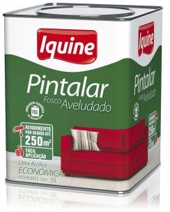 TINTA IQUINE PINTALAR V. ACRILICO 15L PALHA