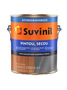 TINTA SUVINIL ESM PINTOU SECOU BR GL VERM