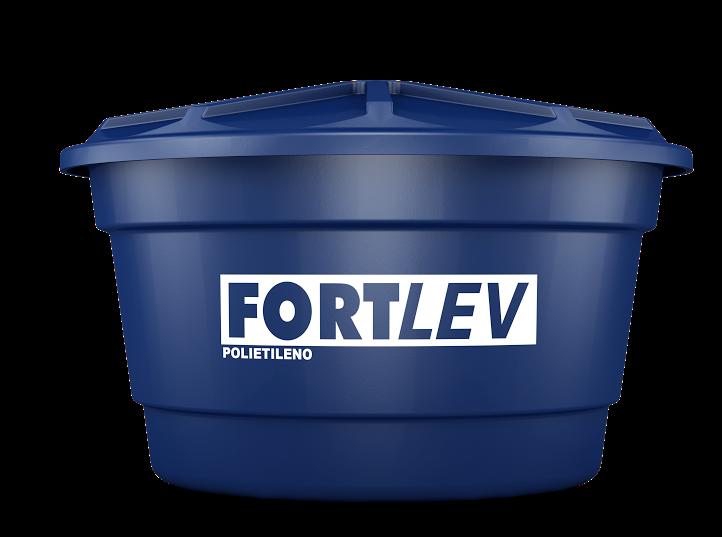 CAIXA D'AGUA FORTLEV POLIETILENO 500L