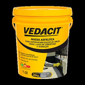 FRIO ASFALTO VEDACIT GP 3,9KG