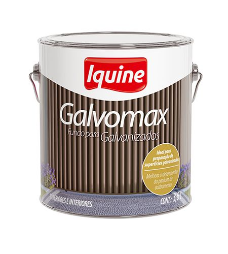 GALVOMAX IQUINE GALVANIZADOS GL BRANCO FOSCO