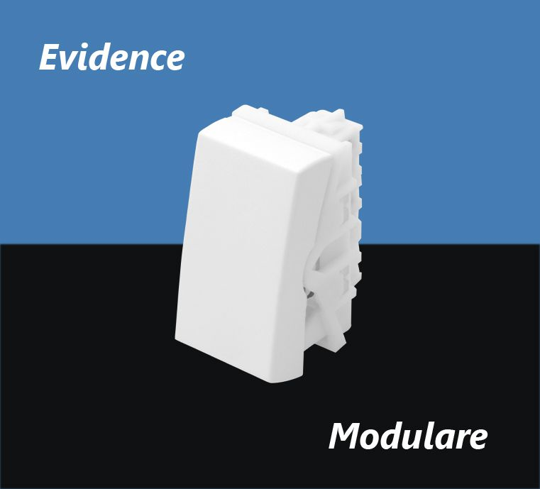 INTERRUPTOR FAME EVIDENCE MODULO SIMPLES 16A 2864